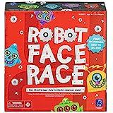 Learning Resources- Juego de Colores y atributos Robot Face Race, Multicolor (EI-2889)