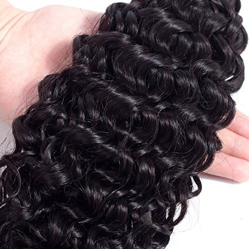 10 inch curly weave _image4