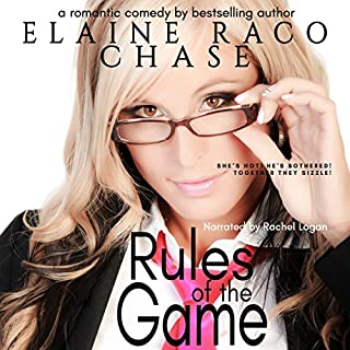 Rules of the Game audiobook cover art