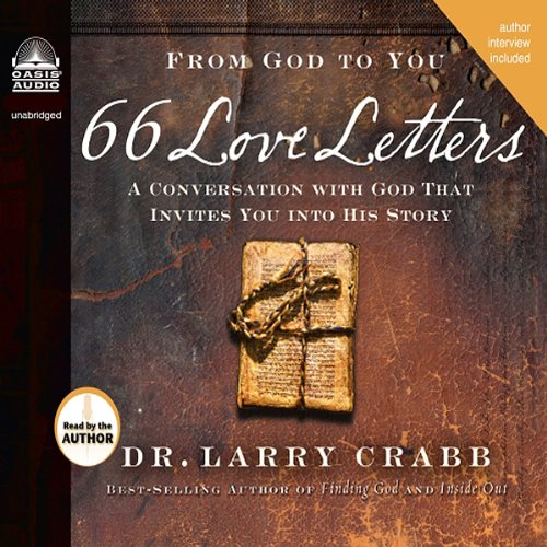 66 Love Letters audiobook cover art