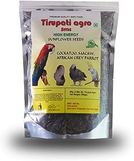 Tirupati Agro Seeds Sun Flower Seeds for Bird Food (900 GMS)