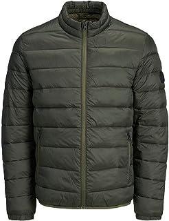 Jack & Jones Men's JJEMAGIC PUFFER COLLAR NOOS Jacket