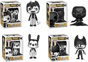 Funko-29134 Figure 290 Boris Personaggio Games Bendy And The Ink Machine: Dead Multicolore 29134 9 cm
