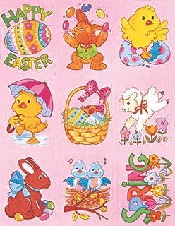 Eureka Easter Stickers