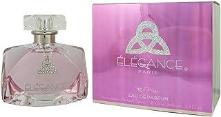 Paris Bleu Red Pearl Elegance Eau de Parfum Spray for Women, 3.3 Ounce