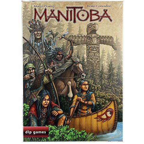 dlp DLP01022 games 1022 - Manitoba