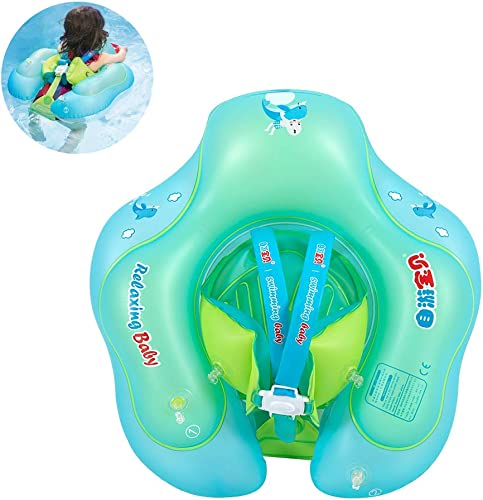 precio al por mayor XULONG Anillo Anillo Anillo de natación para bebés, Silla de Seguridad Inflable para bebés, Nuevo Anillo de natación para bebés, Anti-Giro Antideslizante Anillo de natación para Niños recién Nacidos de 1-6 años  entrega rápida