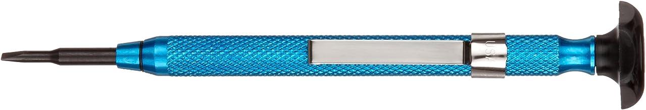 product image for Moody Tools 51-1563 Chromium Vanadium Steel Slotted Reversible Tip Screwdriver