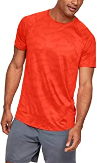 Men's Under Armour MK1 Short sleeve Printed