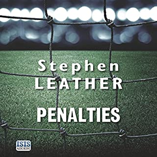 Penalties audiobook cover art