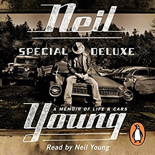 Special Deluxe                   By:                                                                                                                                 Neil Young                               Narrated by:                                                                                                                                 Neil Young                      Length: 9 hrs and 28 mins     12 ratings     Overall 4.7