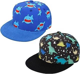 Kids Baseball Hat Toddler Boy Girl Sun Protection Hat...