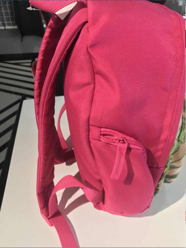 SHARP-Q Australian Flag Kids Lightweight Canvas Travel Backpacks School Book Bag