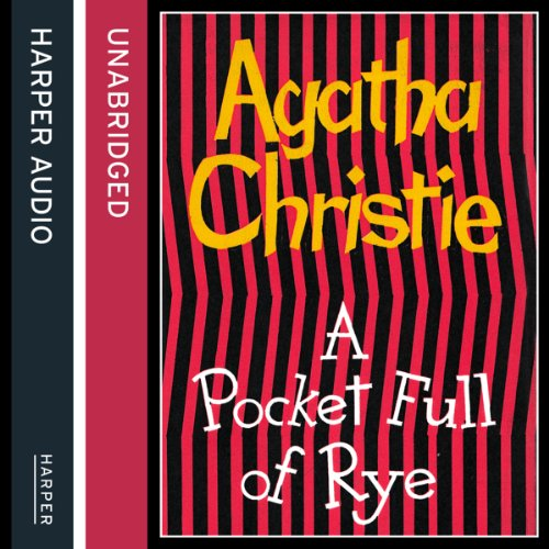 A Pocket Full of Rye cover art