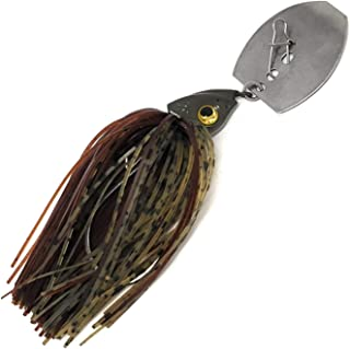 Reaction Tackle Tungsten Chatter Bait Bladed Swim Jigs (2-Pack)