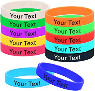 Silicone Rubber Medical Alert ID Wristband Emergency Bracelet,5 Colors Custom Sport Bangle Wristbands for Child Adult