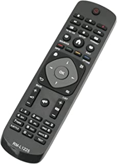 ALLIMITY RM-L1225 Telecomando Sostituito per Philips UHD LED TV 43PUH4900 43PUK4900 43PUT4900 22PFT4022 22PFT4232 24PFS402...