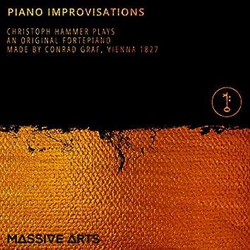Piano Improvisations - Christoph Hammer Plays an Original Fortepiano