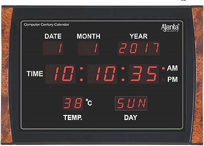Ajanta Digital Clock-DC-037
