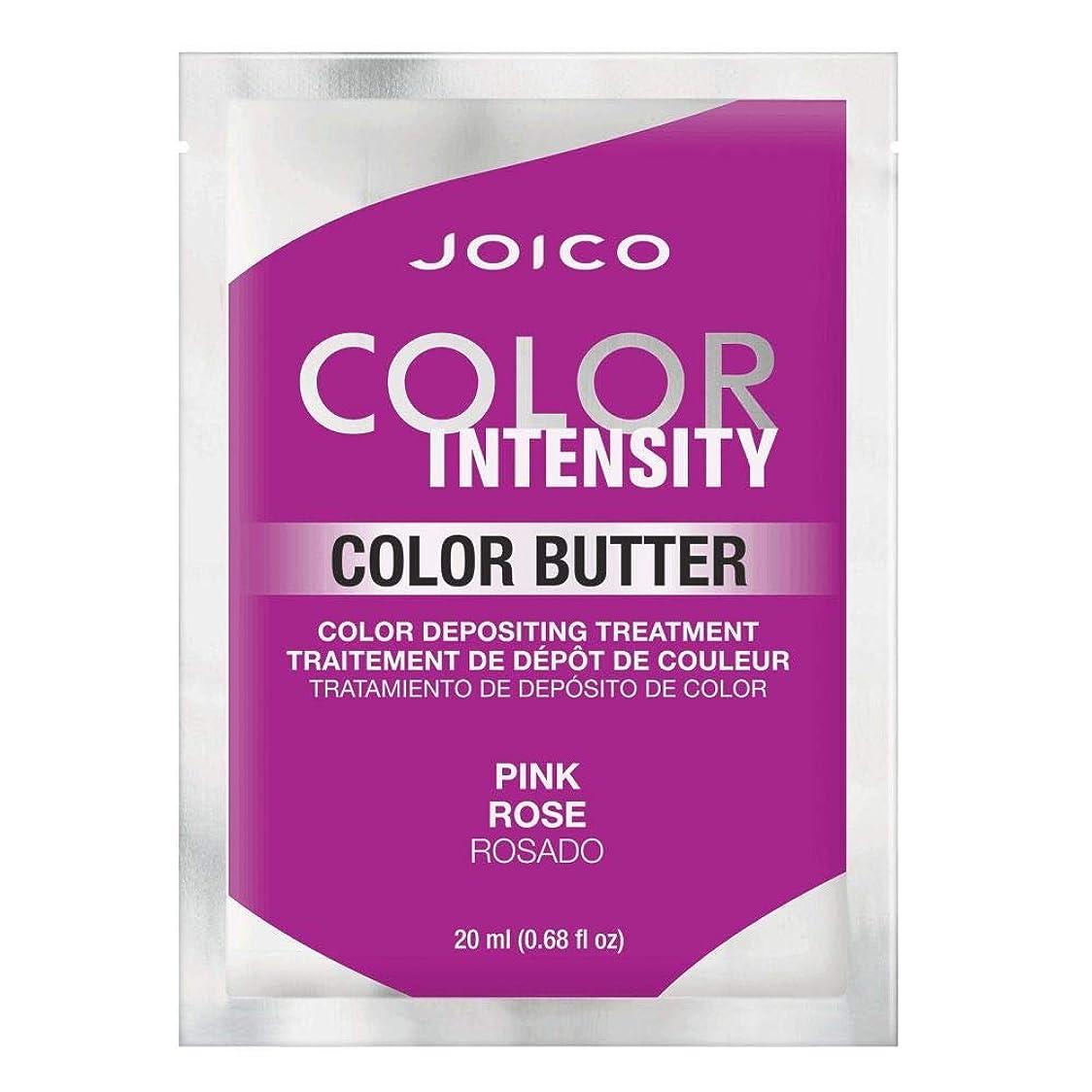 知り合いになる博物館不快Joico 色強度色バター - PINK ROSE 0.68オンス