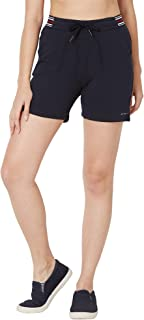 Sweet Dreams Navy Blue Athleisure Shorts