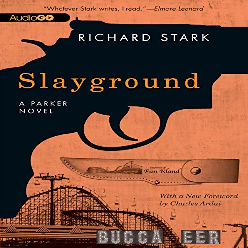Slayground cover art