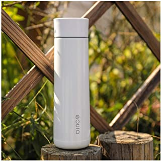 Cups Led Digital Smart Vacuum Mug Thermos Stainless Steel Hot Water Bottle Travel Cup Drinking Bottle Outdoor Sport Running Camping cxjff