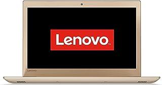 Lenovo IdeaPad 520 Laptop - Intel Core i7-8550U, 15.6-Inch FHD, 1TB, 12GB, 4GB VGA, Eng-Arb-Keyboard, Windows 10, Gold