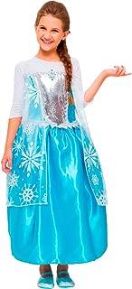 Regina 107961.1, Fantasia Frozen Elsa Luxo, Multicor