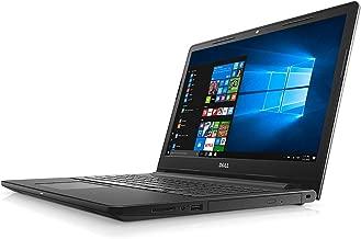 """Dell Inspiron 3576 Black 7th Gen Ci3-7020U 4GB 1TB 2GB Graphic Win10+Office H&S 15.6"""" FHD Laptop"""