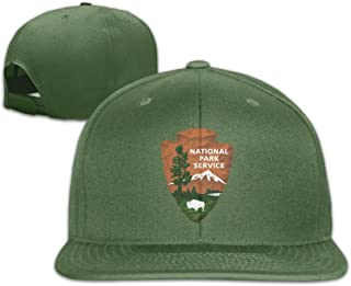 a7aa4cc7 GuyOctavia Visor US National Park Service Baseball Caps Snapback Hats