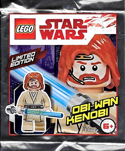 LEGO Star Wars Episode 2 - Limited Edition - OBI-WAN Kenobi foil Pack