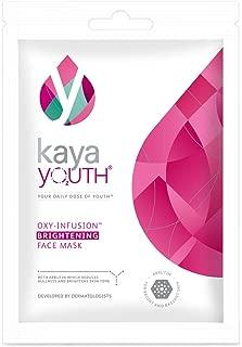 Kaya Youth Oxy-Infusion Face Mask Brightening, 20 gm