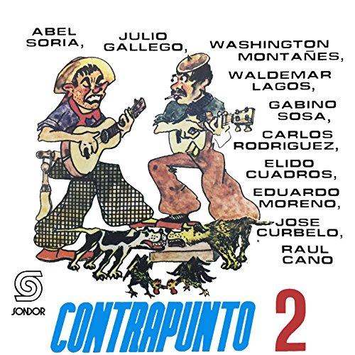 Payada de Raúl Cano y Elido Cuadros