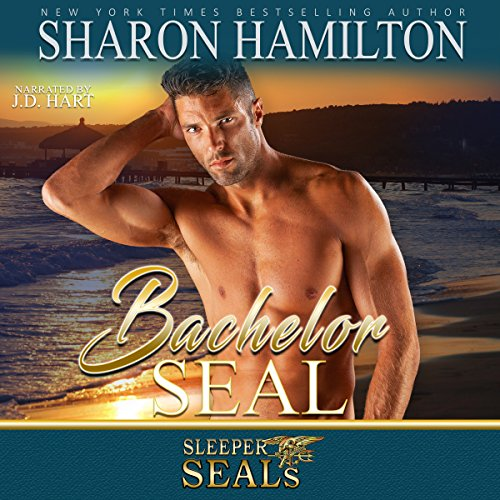 Bachelor SEAL audiobook cover art
