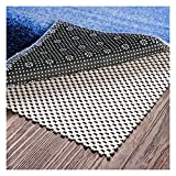 Enjoy Holiday 1981 Non Slip Area Rug Pad Gripper - 8x10 Strong Grip Carpet pad for Area Rugs and Hardwood Floors, Provides Protection and Cushion