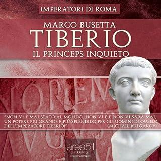 Tiberio. Il princeps inquieto copertina