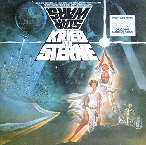 Star Wars / Krieg der Sterne - Original soundtrack (Vinyl-DLP)