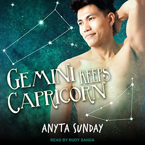 Gemini Keeps Capricorn cover art