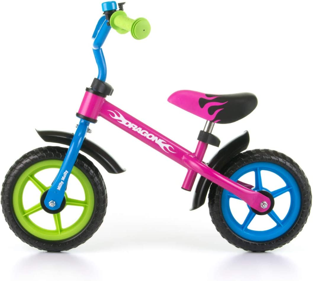 Milly All stores are sold New popularity Mally 22176 Dragon Bike Balance Multi-Colour