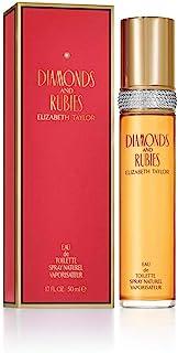 Elizabeth Taylor Diamonds And Rubies Eau de Toilette Spray, 50ml