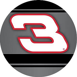 FanNut.com Dale Earnhardt Sr #3 Racing Stripe Decal 4