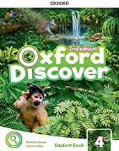Oxford Discover Level 4 Student Book Pack by Oxford University ...