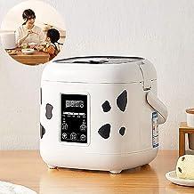 Cuiseur à riz multifonction 2L Mini cuiseur à riz 400W Four électrique Boîte à lunch Réchauffeur multifonction portable po...