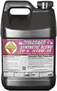 Duragard Synthetic Blend TO4 10w30 Hydraulic Fluid - 2.5 Gallon Jug