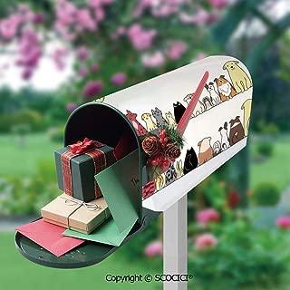 Best calico cat mailbox Reviews