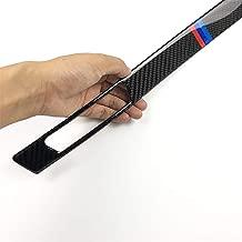 Carbon Fiber Glove Box Water Cup Holder Frame Decal Cover Trim for BMW 3 Series 5th E90 E91 E92 E93 315 318 320 323 325 328 2005-2013 9TT (M)