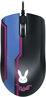 Razer D.VA Abyssus Elite: True 7,200 DPI - Powered by Razer Chroma - 3 Hyperesponse Buttons - Ambidextrous Gaming Mouse