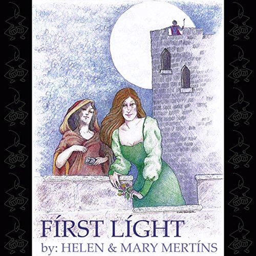 First Light audiobook cover art