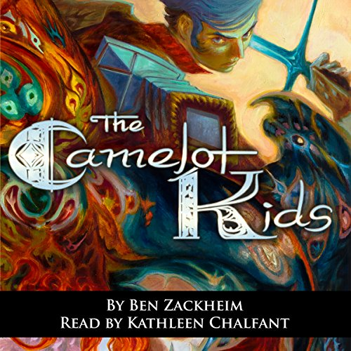 The Camelot Kids audiobook cover art